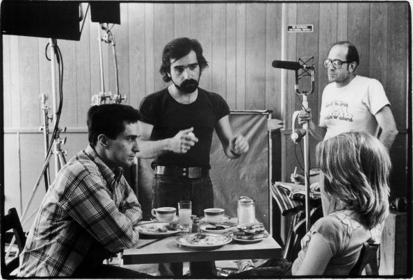 Filming 'Taxi Driver'